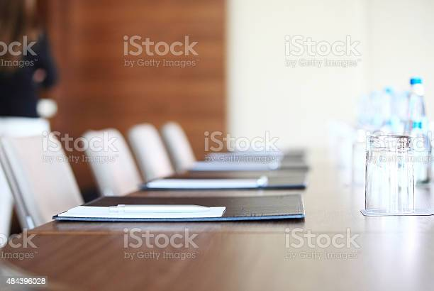 Closeup of an empty conference room before meeting picture id484396028?b=1&k=6&m=484396028&s=612x612&h=angcgcszbasjds4n9uiihoc dy m0yat 3olsvn2cje=