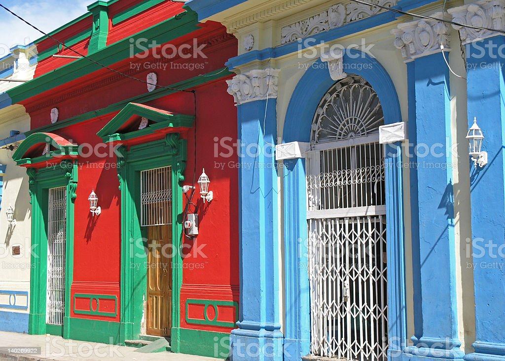 Close-up of assorted vintage stores stock photo