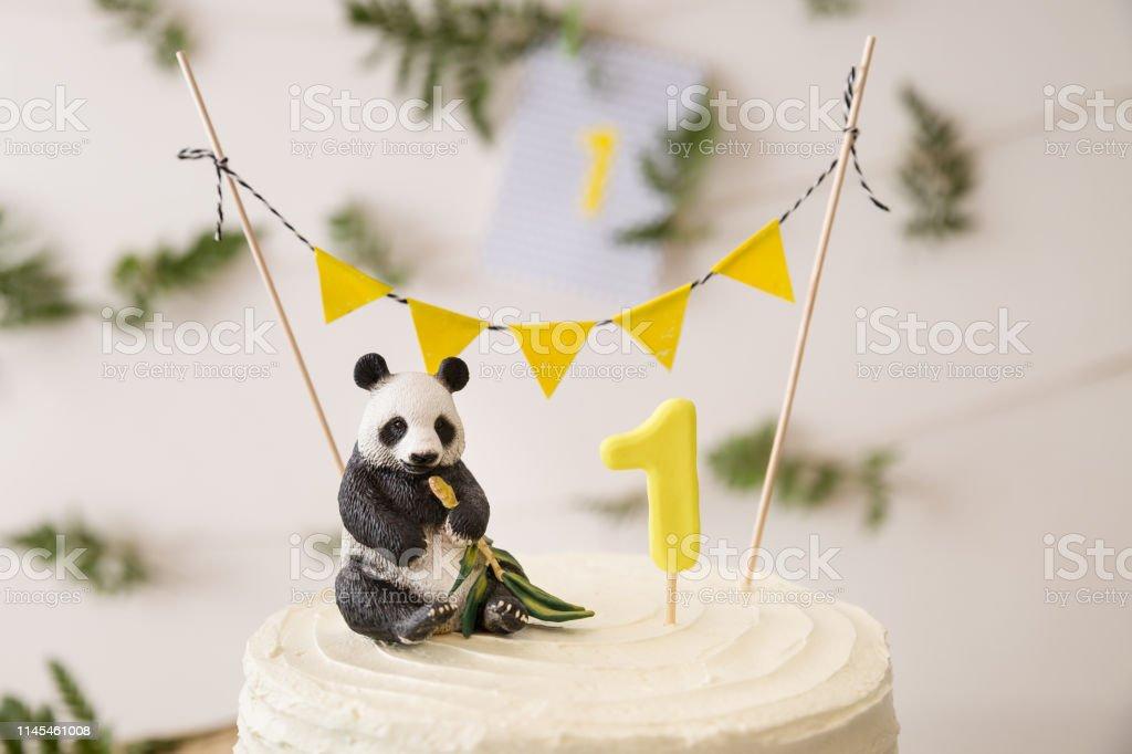 Astonishing Closeup Of Beautiful White Birthday Cake Celebration Delicacy Personalised Birthday Cards Paralily Jamesorg
