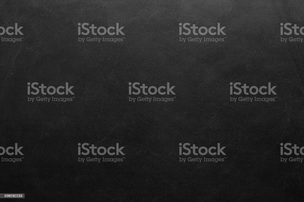 Close-up of blank blackboard​​​ foto