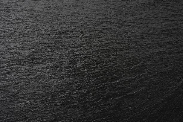 Gros plan de fond de texture ardoise vierge - Photo