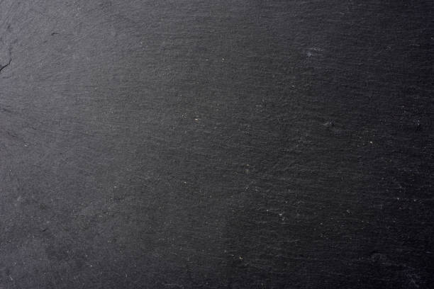 close-up of blank slate textured backgrounds - slate rock stock photos and pictures