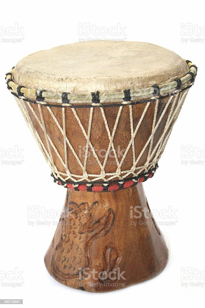 Nahaufnahme von bongo drum – Foto