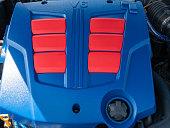 istock closeup of car engine 957806656