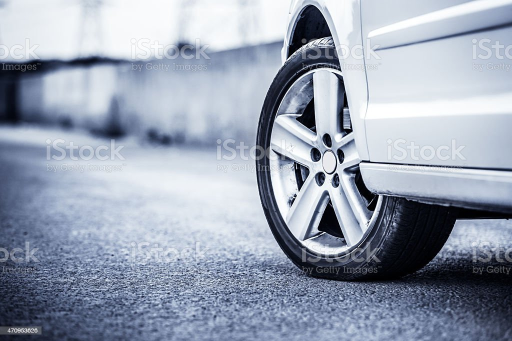 Nahaufnahme von Auto – Foto