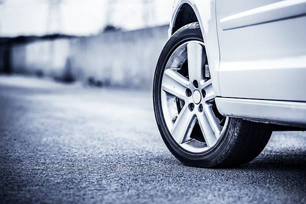closeup of car stock photo