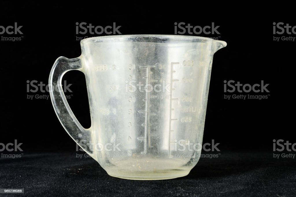 Close-up of carafe jug royalty-free stock photo