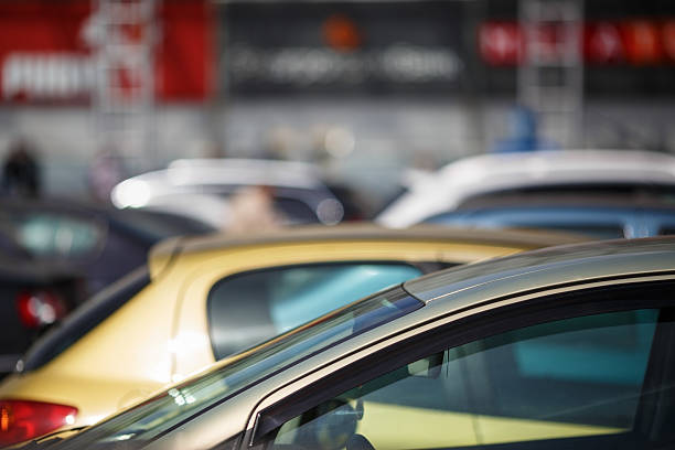 close-up of cars - used car selling stock pictures, royalty-free photos & images