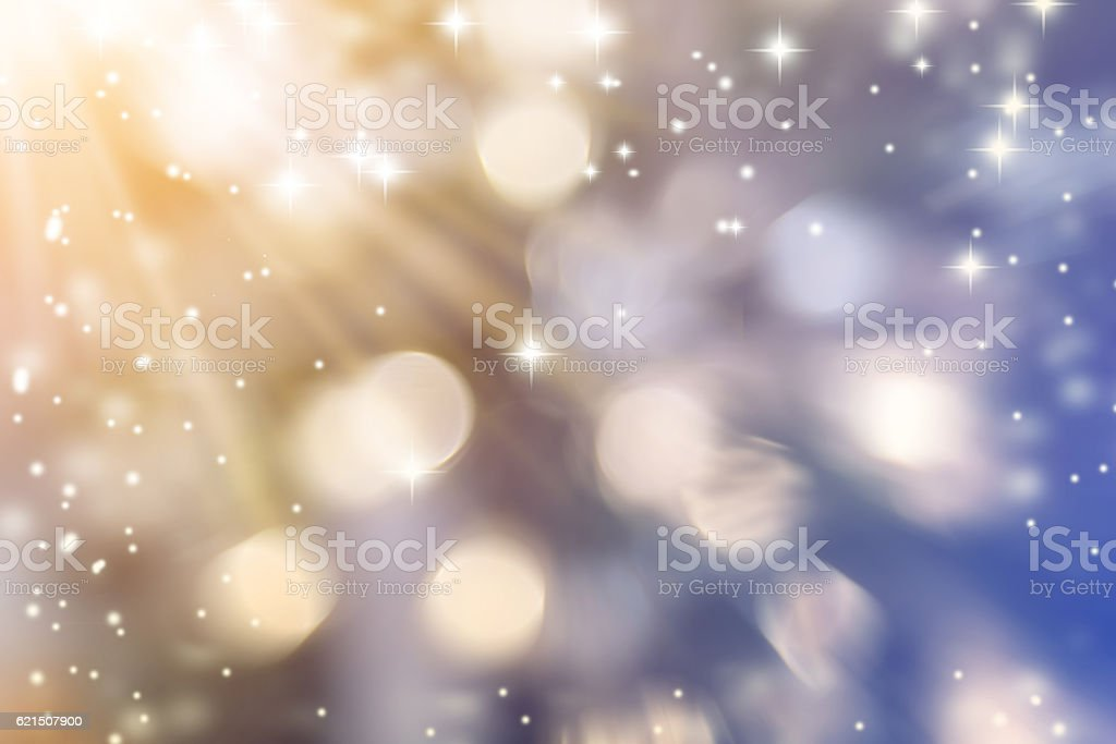 Closeup of Christmas-tree with decorations items Lizenzfreies stock-foto