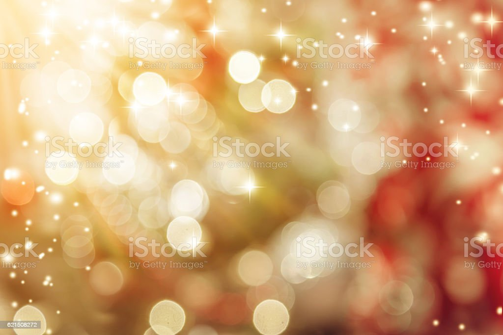 Closeup of Christmas-tree with decorations items photo libre de droits