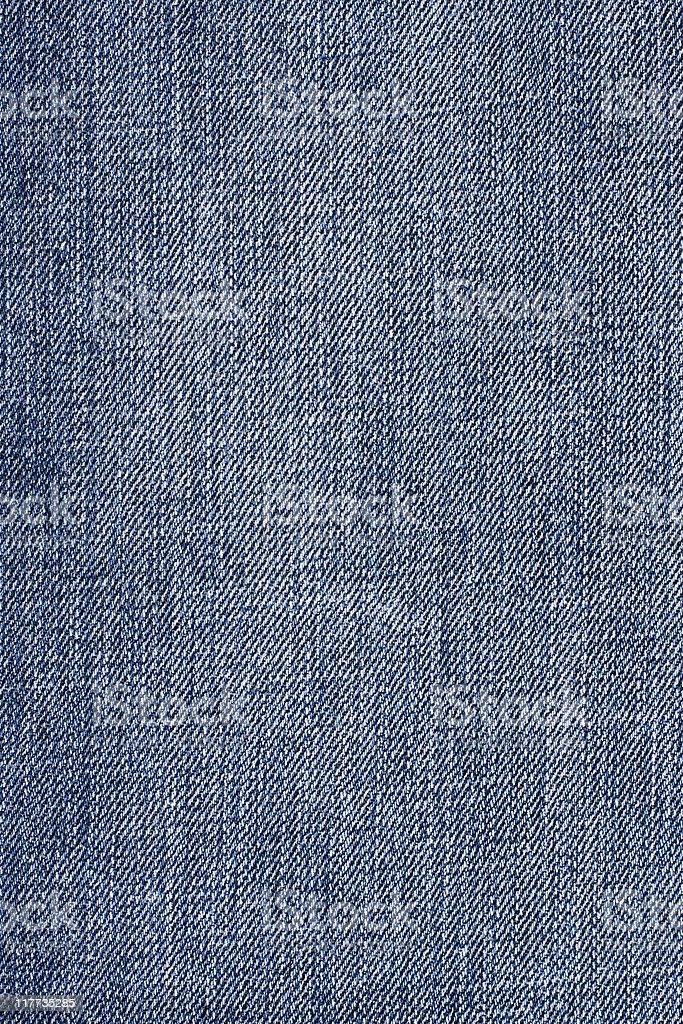 Close-up of denim cloth royalty-free stock photo