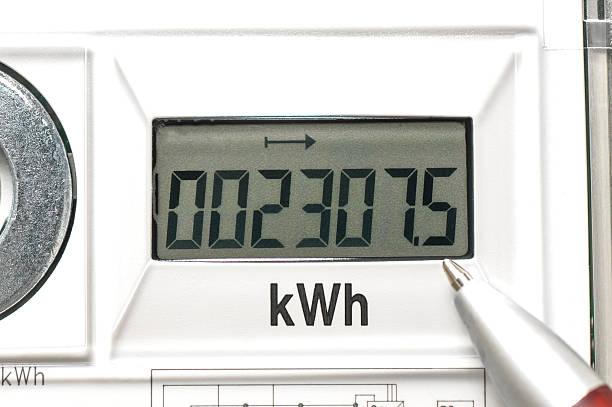 kWh Schalter – Foto