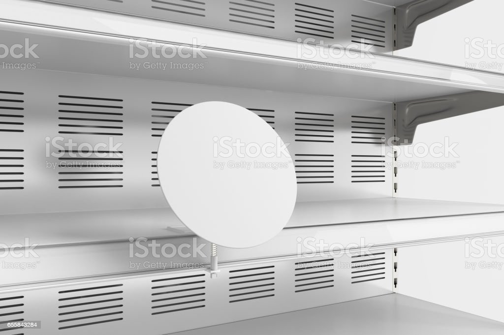 Kühlschrank Vitrine : Nahaufnahme von leeren kühlschrank vitrine stock fotografie und