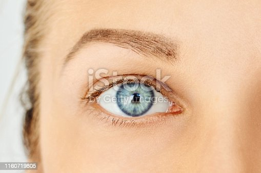 Eye health and care, eyesight, ophthalmology concept