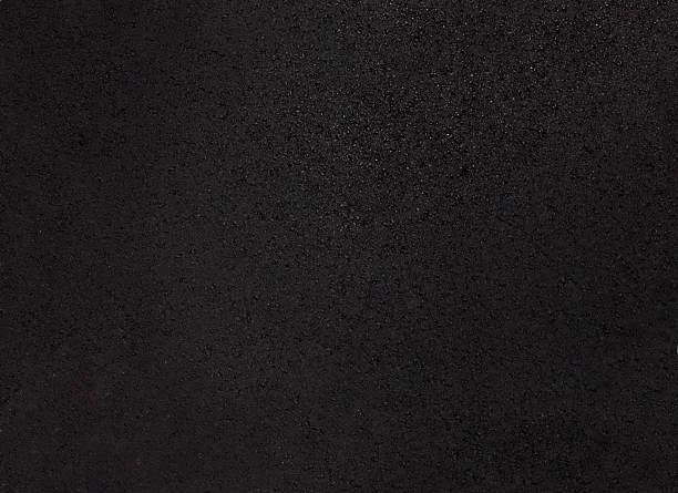 Nahaufnahme von frischen neuen detaillierte Asphalt Hintergrund – Foto