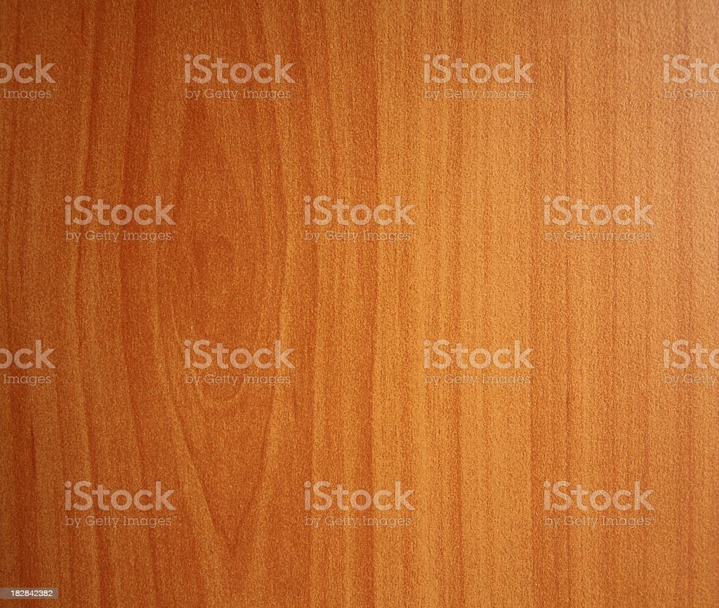 Close-up of grain and texture on a piece of wood royalty-free stock photo