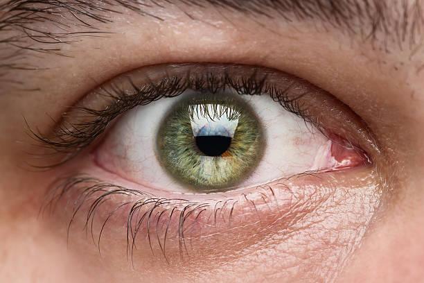 Augen blaue grüne oder Kann man