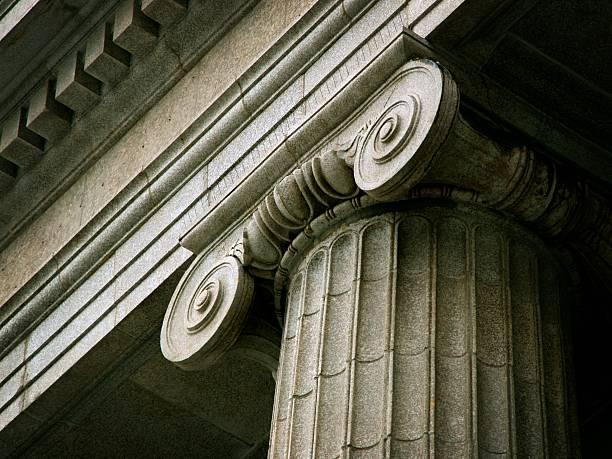 Ionisch Säulen – Foto
