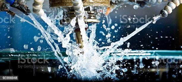 Industrial Baumwolldrillich Highspeed Stockfoto und mehr Bilder von Automatisiert