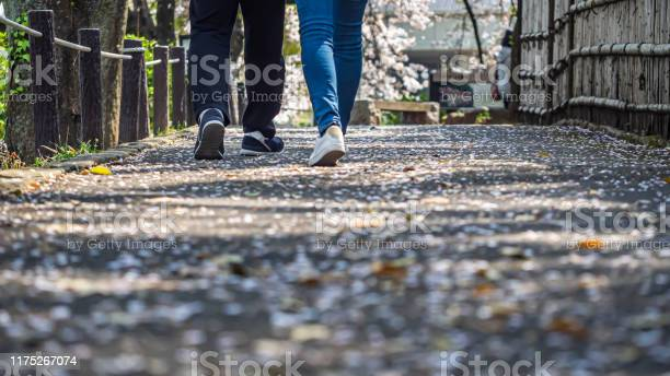 Closeup of legs and foots of couple walking in the garden with fallen picture id1175267074?b=1&k=6&m=1175267074&s=612x612&h=fucdpalnrxes4cxvjk96gjgpk1vnafkhv4qrn dkhxs=