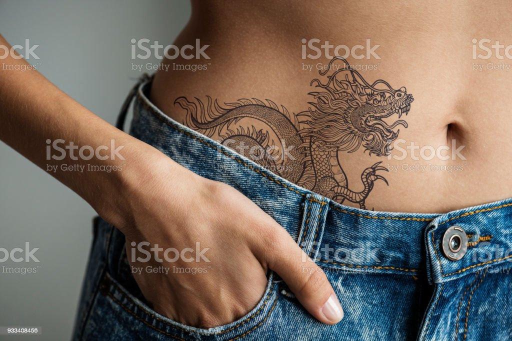 Tattoos Im Intimbereich