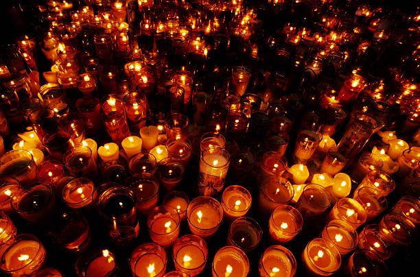Kerzenlicht Vigil – Foto