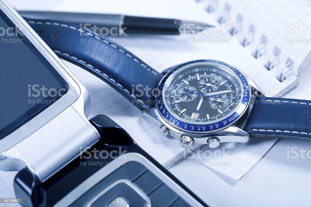 Close-up of objects royalty-free stock photo