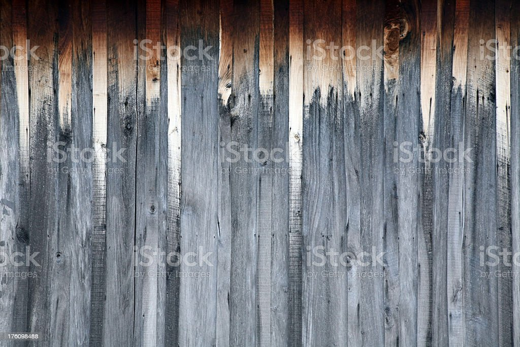Close-Up Of Old Barn Wall royalty-free stock photo