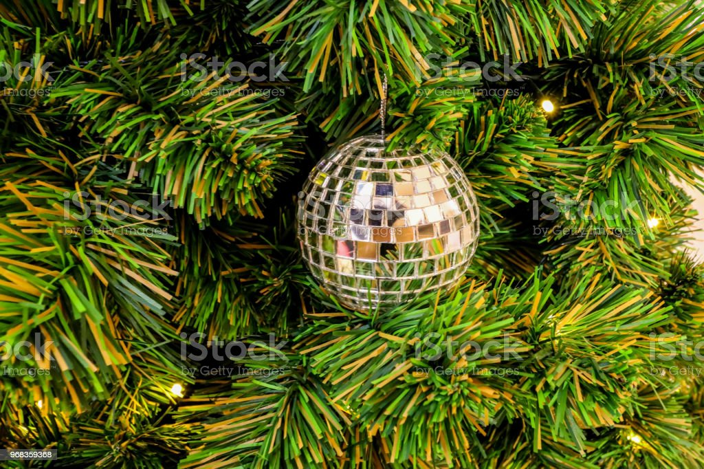 Closeup Of One White Crystal Christmastree Decorations Stock Photo Download Image Now Istock