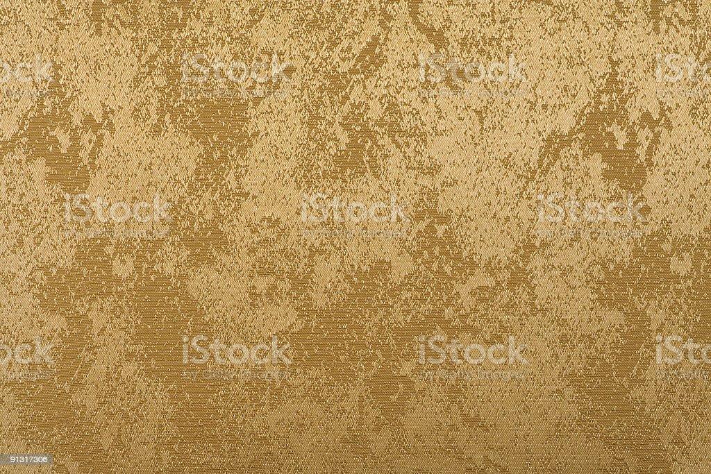 Closeup of orange fabric textile texture to background stock photo