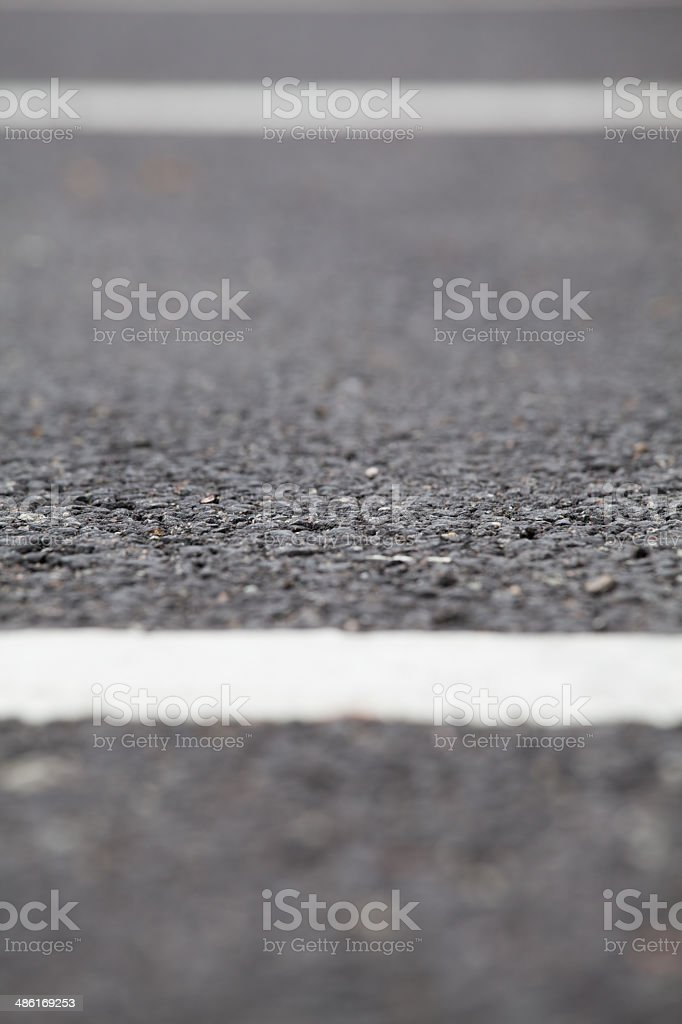 Close-up of Road stock photo