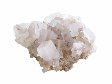 isolated Rock Salt