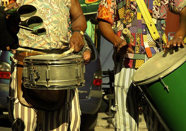 samba - sambatrommeln stock-fotos und bilder