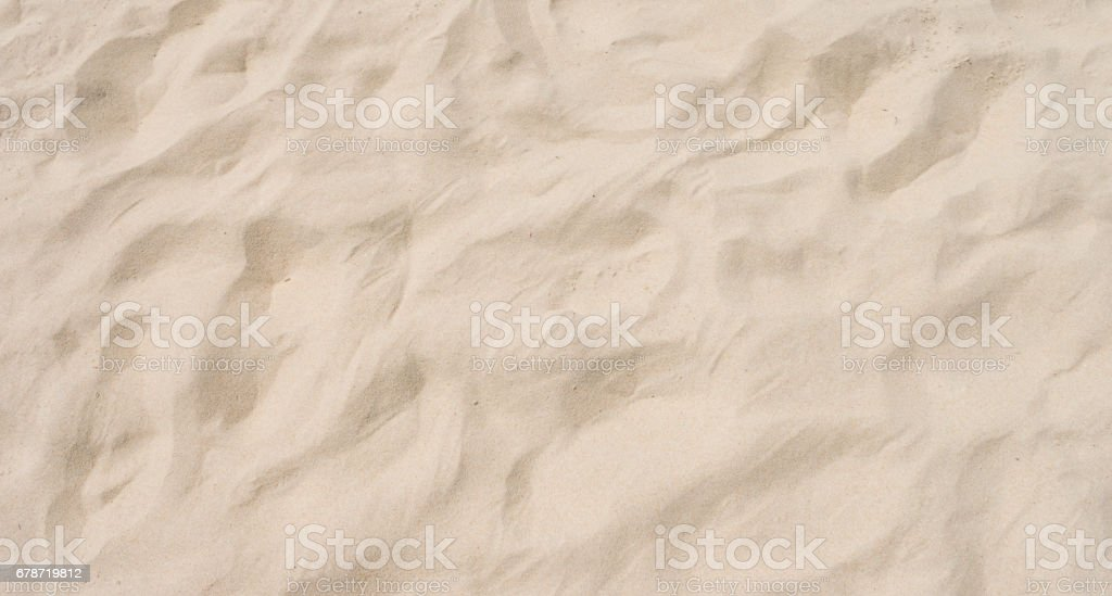 closeup of sand pattern of a beach in the summer photo libre de droits
