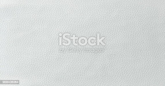 Closeup Of Seamless White Leather Texture Background With Beige Cow Skin For Stock Photo More