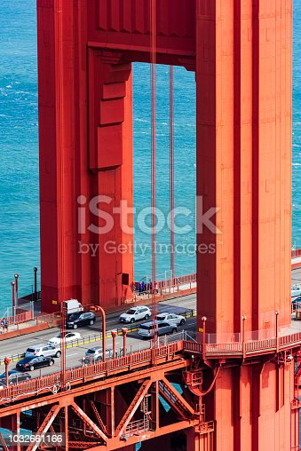 530755444 istock photo Close-Up of South Tower 1032661166