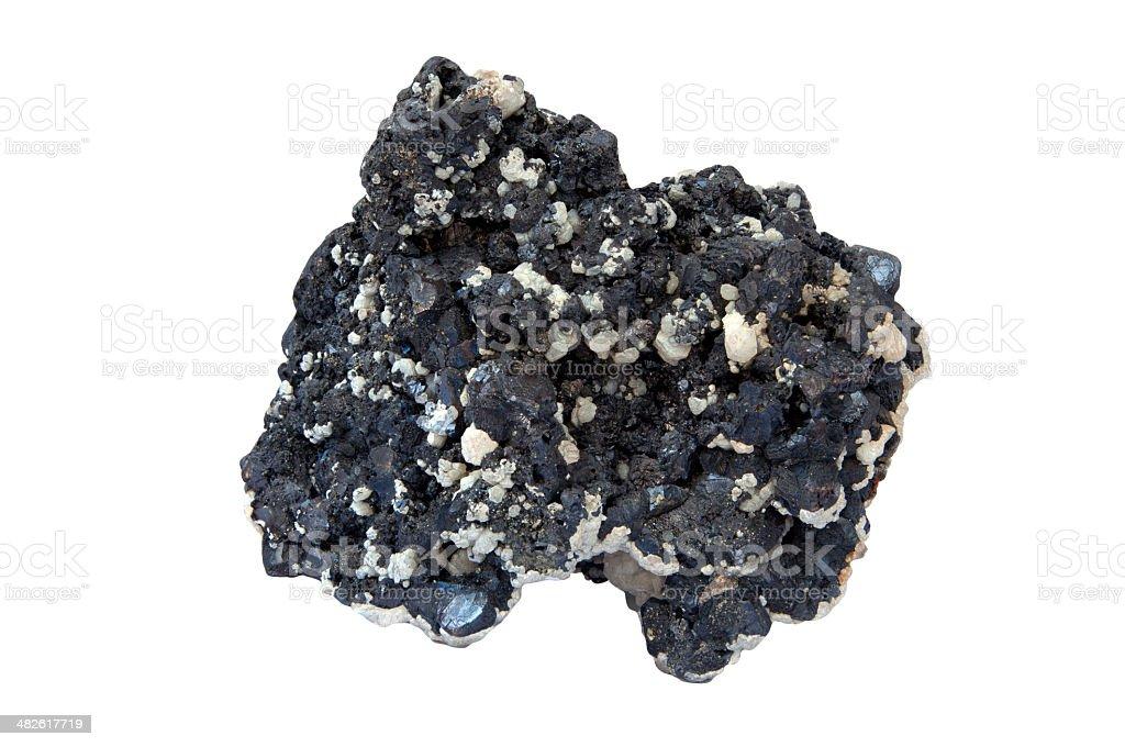 close-up of sphalerite stock photo