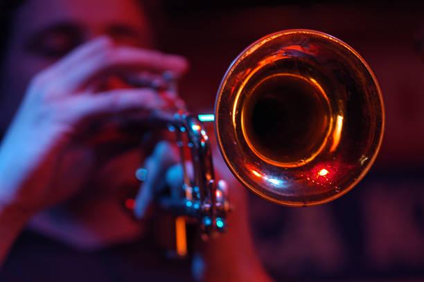 재즈 - 트럼펫 뉴스 사진 이미지