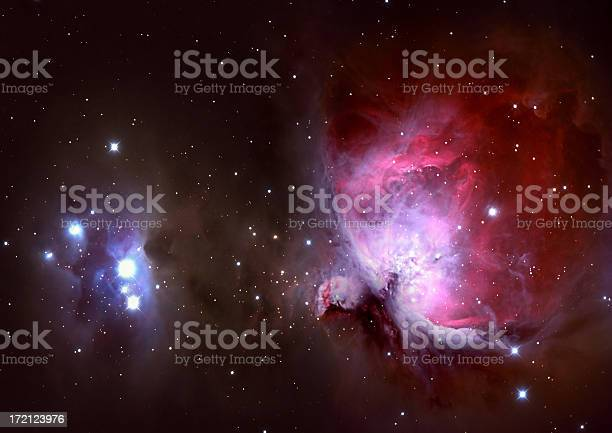 Photo of Closeup of the Great Orion Nebula