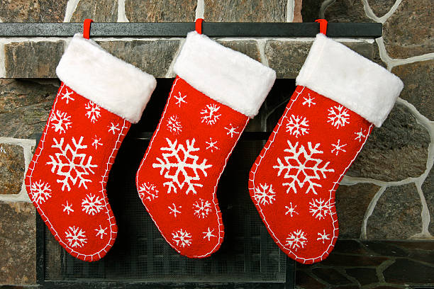 royalty free christmas stocking pictures images and stock photos