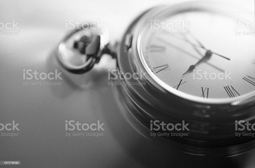 Close-up of Watch royalty-free stock photo