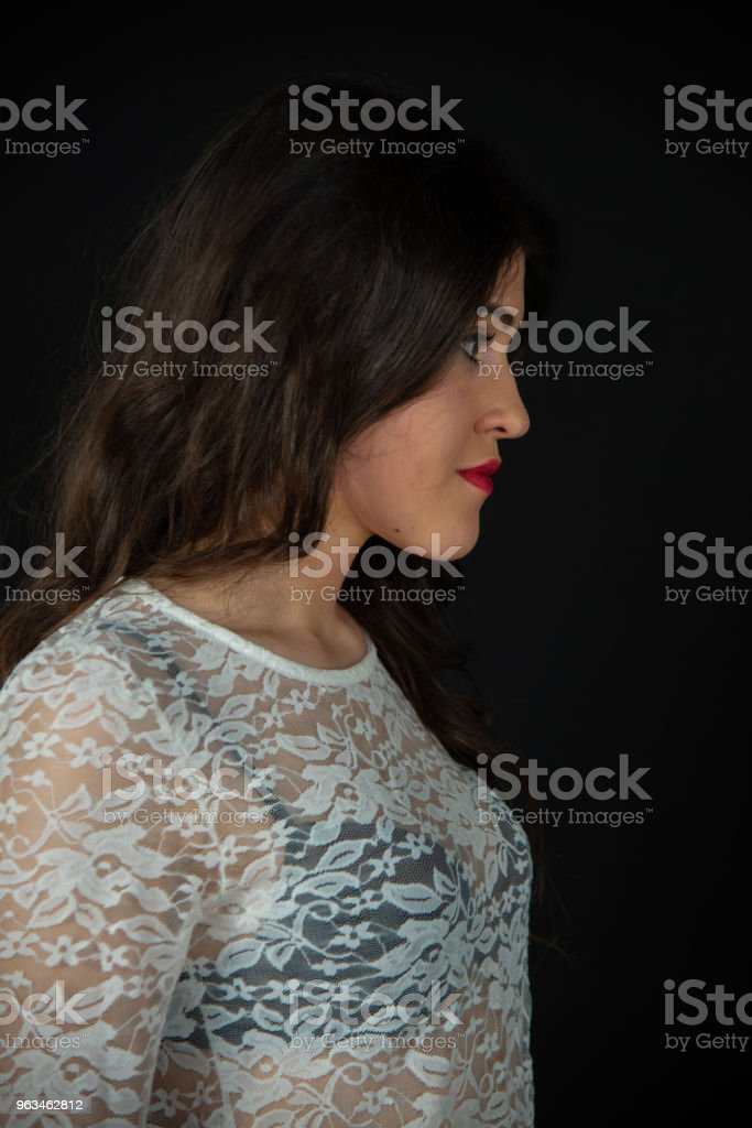 Sexy noir Teen