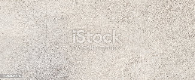 closeup old surface bright cream cement background texture mock up for design as presentation or simple banner ads concept