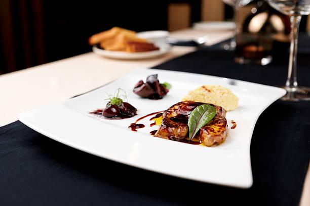 フォアグラ - フランス料理 ストックフォトと画像