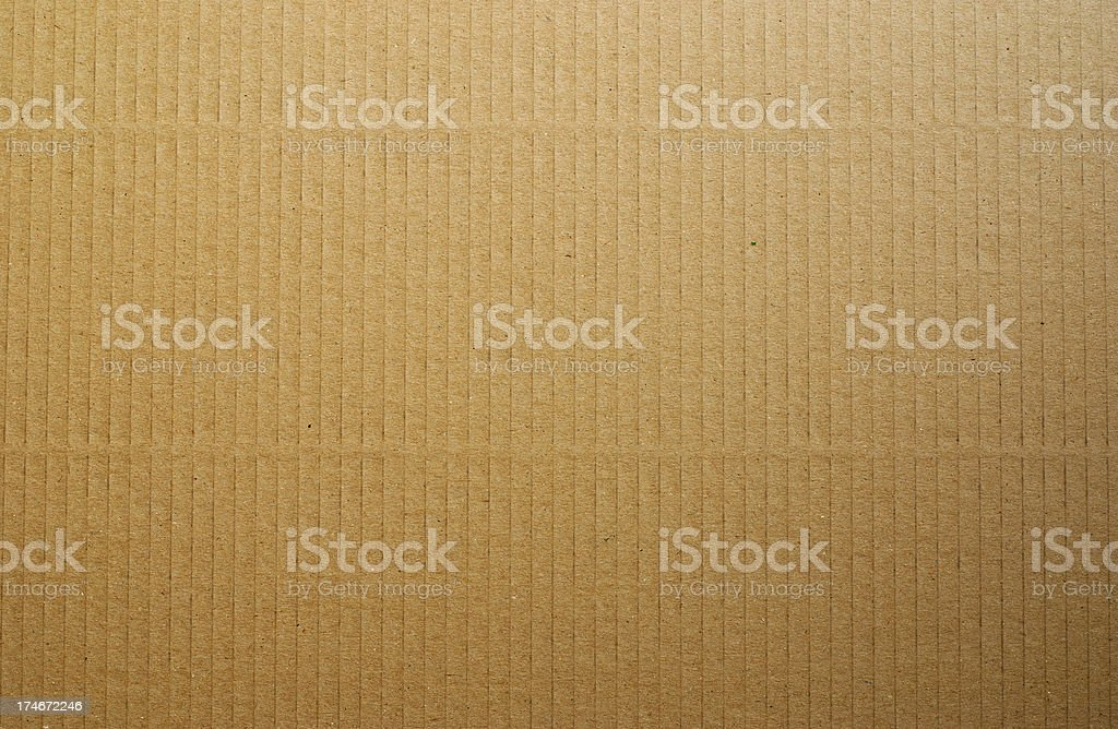 Close-up on cardboard box, background royalty-free stock photo