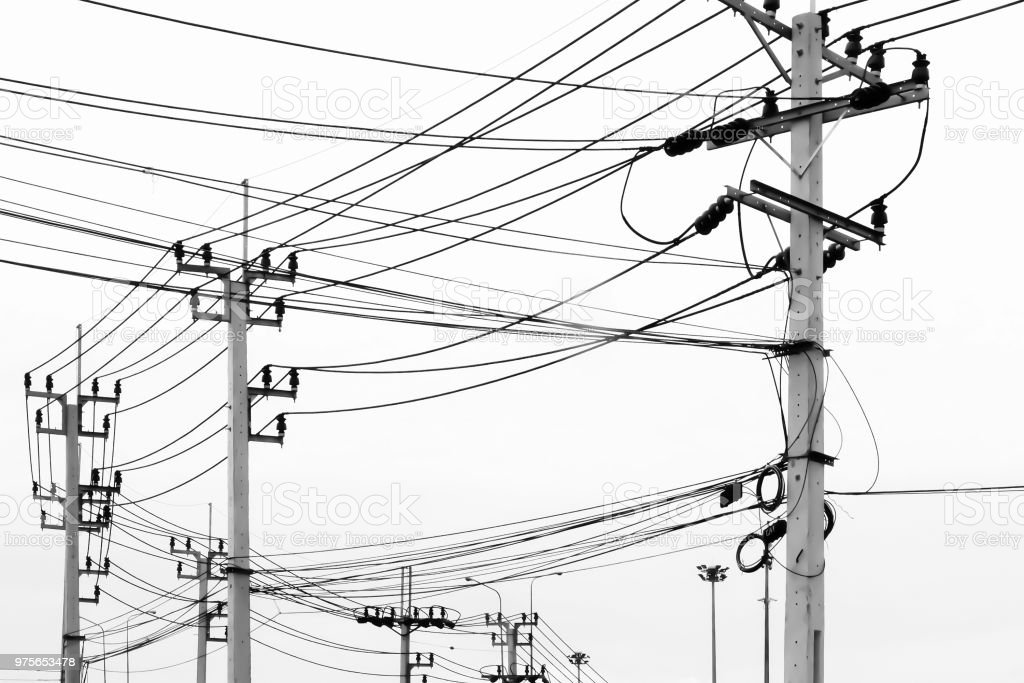 Closeup On Connection Of Electrical And Communication Wire ... on transformer electrical connections, poor electrical connections, electrical plug connections, electrical wire connections, electrical harness connections, electrical lights, electrical capacitors, electrical conduit connections, electrical fuses, electrical panel connections, electrical connection to house, electrical connections diagrams, bad electrical connections, electrical meters, electrical switch connections, electrical test connections, electrical motor connections, electrical service connections, electrical hardware,