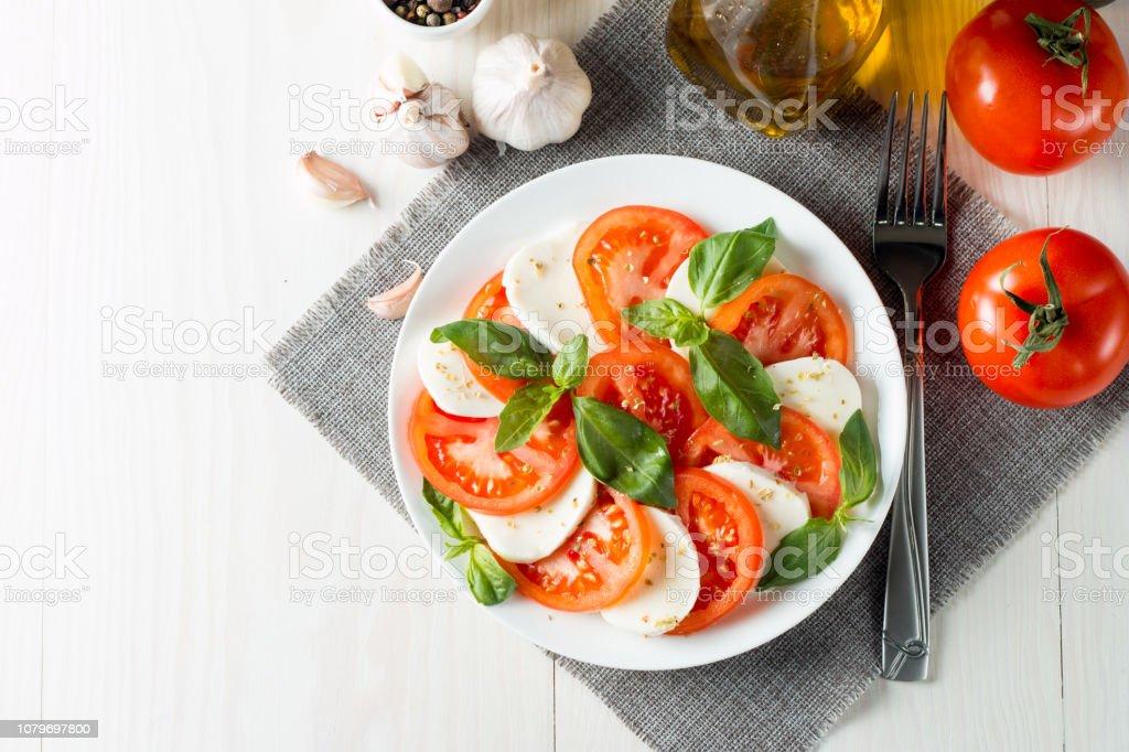 Caprese Salad Buffalo Mozzarella Recipe