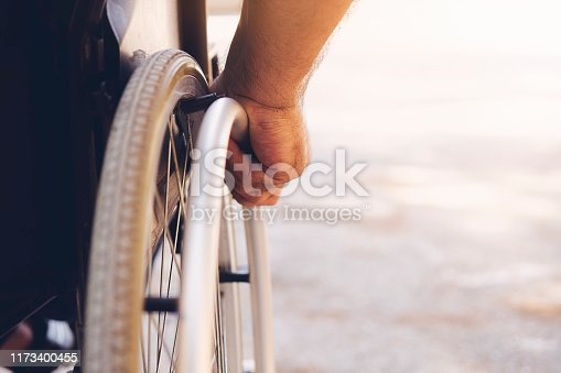 USA, Disability, Wheelchair, Physical Injury, People
