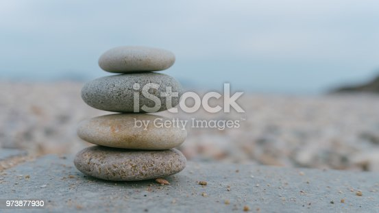 186803914 istock photo Close-up picture of zen stones 973877930