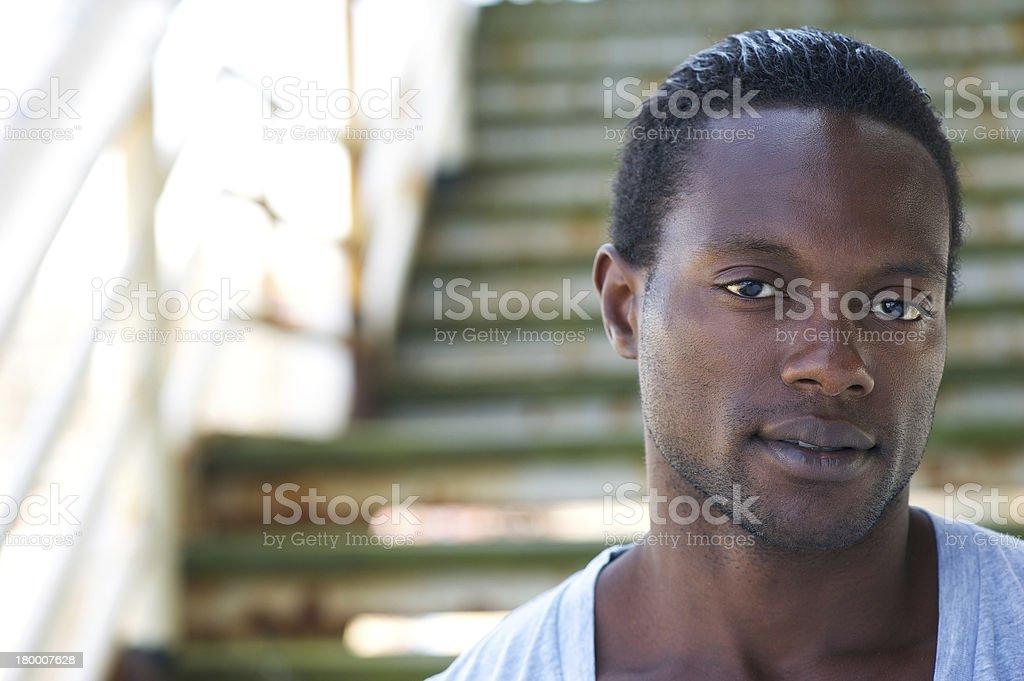 클로즈업 인물 사진 아름다운 중유럽식 칠레식 남자 royalty-free 스톡 사진